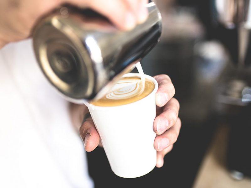Koffie geeft ons energie